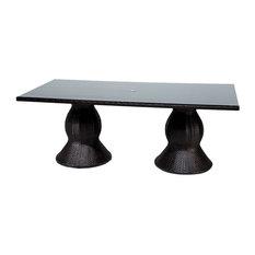 Napa Rectangular Outdoor Dining Table