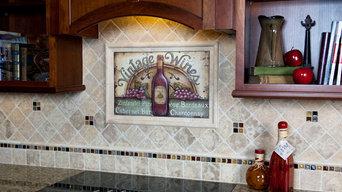 Kitchen Vignettes with Kitchen Palette