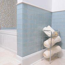 Modern Tile for the Bath