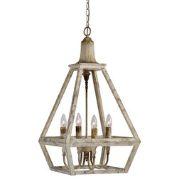Farmhouse Pendant Lighting by Forty West Designs