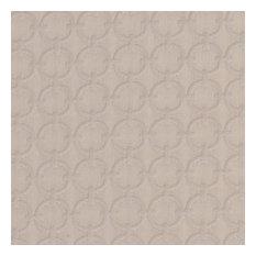 Designer Roman Shades Plain Fold, 38Wx50H, Rope