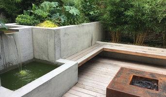 Highgate - sunken garden