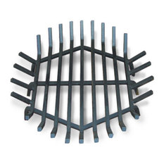 """Rounded Fire Pit Grates 38"""""""