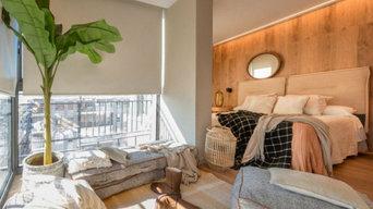 Reforma integral apartamento de 140m2