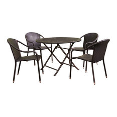 Palm Harbor 5-Piece Cafe' Dining Set