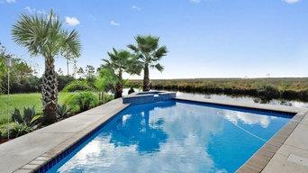 Gunite Swimming Pool Diamondhead