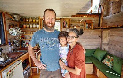 Visite Privée : La belle vie dans une tiny house de 10 m² en Australie