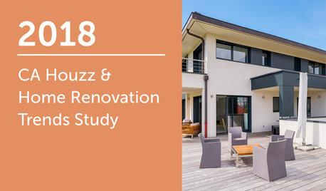 2018 Canada Houzz & Home Renovation Trends Study