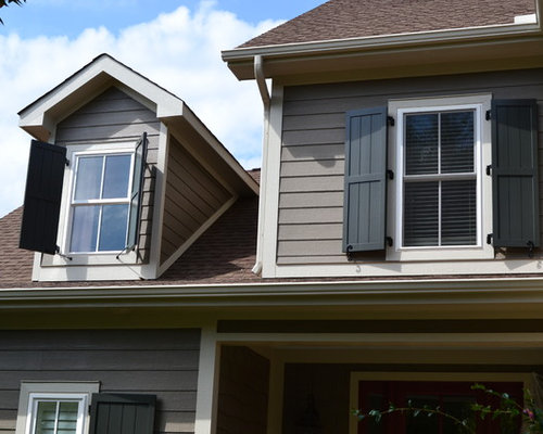 Collins project exterior framed board and batten shutters - Framed board and batten exterior shutters ...