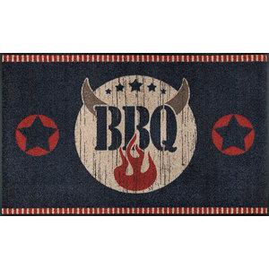 BBQ Door Mat, 120x75 cm