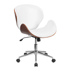 50 Most Popular Walnut Office Chairs For 2020 Houzz