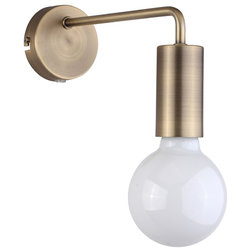 Midcentury Wall Sconces by Houzz