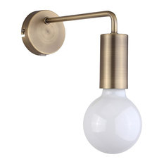 MOD - Bax Brass Wall Sconce - Wall Sconces