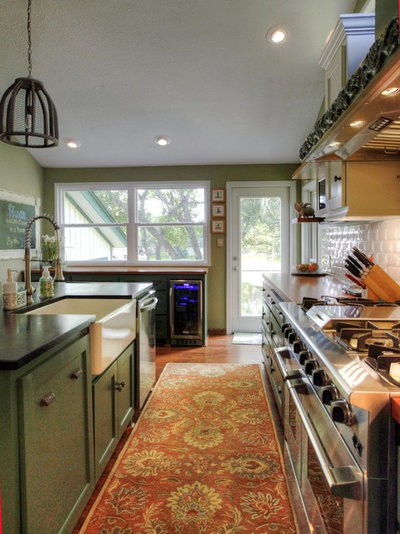 Reader Kitchen: Double the Space for $61,000 in Texas