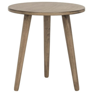 Pleasant Safavieh Ormond Accent Table Contemporary Side Tables Gmtry Best Dining Table And Chair Ideas Images Gmtryco