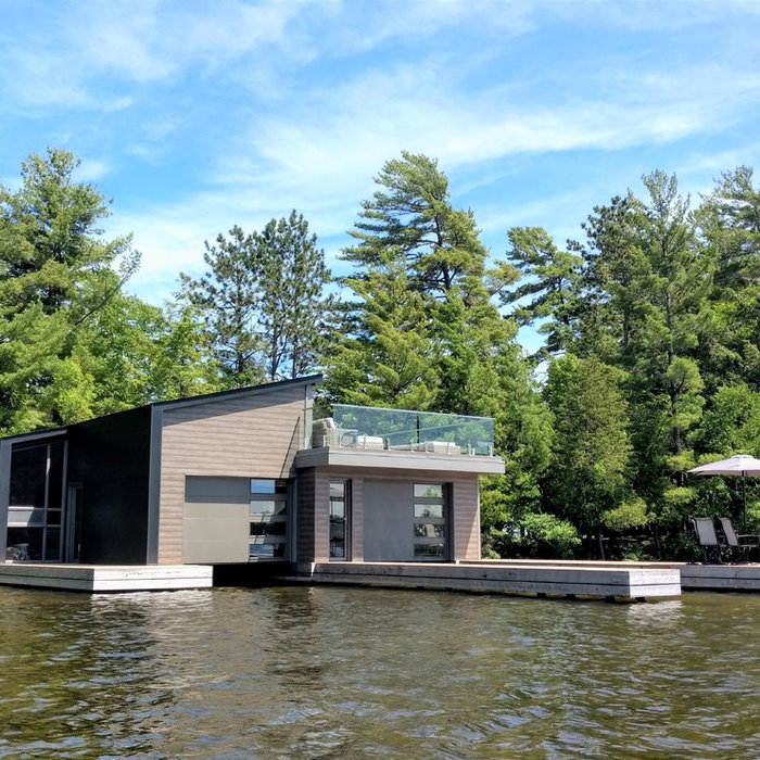 Boathouse New Build 2019