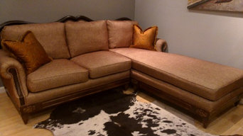 New Custom Sectional