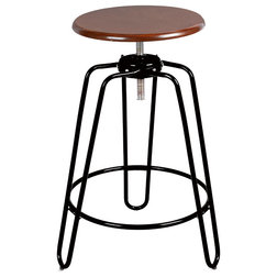 Industrial Bar Stools And Counter Stools by Silverwood