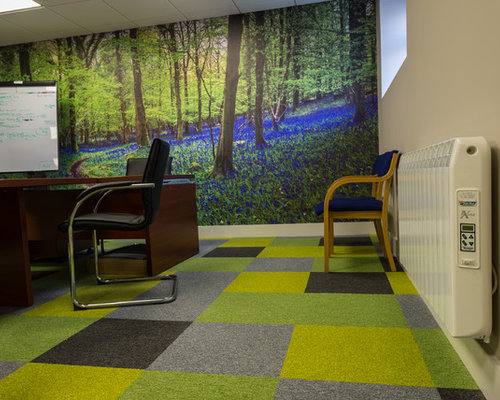 South Coast Sales Office Suite - Heating And Cooling