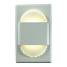 EZ Step LED 1-Light LED Under Cabinet/Utility, White