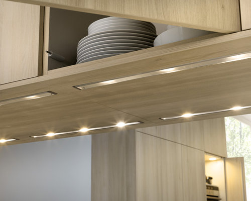 Under Cabinet Lighting With Valance | Houzz