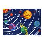 Solar System Kids Rugs