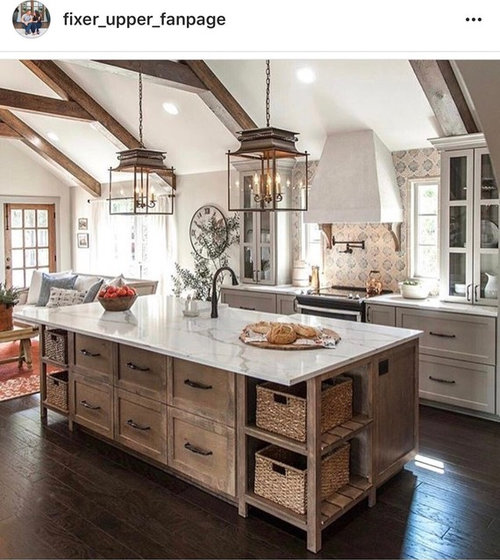 watch e5f94 45f27 Kitchen pendant lights - fixer upper