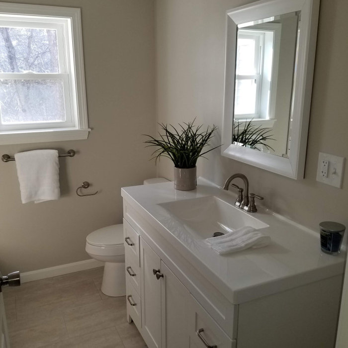 Millis Bathroom Remodel and Expansion