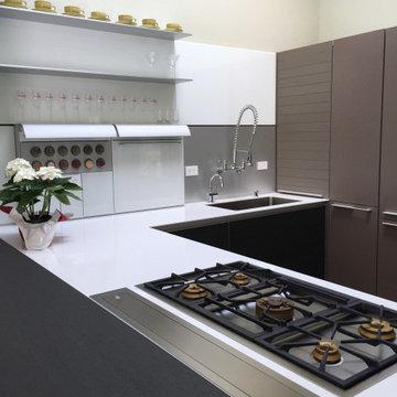 Ultra Modern Kitchen- ECliff