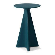TONIK Jux Bar Table, Midnight Blue