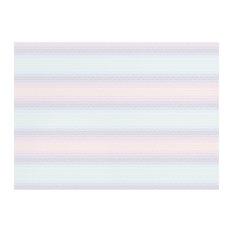 Optical Grid Scenic Wallpaper, 8 Strips