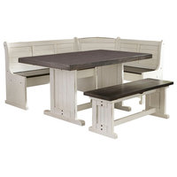Carriage House Dining Set With European Cottage