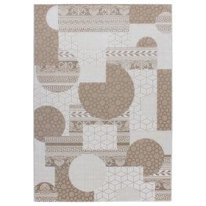 Finland Pori Rug, Cream, 160x230 cm