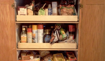 Pantry Re-Organization