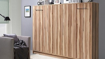 Double Horizontal Wall Bed