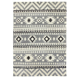 Southwestern Outdoor Rugs by Homefires Rugs