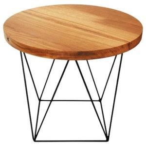 Loft Side Table, Natural Oak