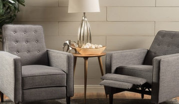 Up to 60% Off Leather and Upholstered Furniture