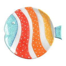Porto Venere Fish Dinner Plate