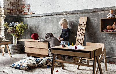 Barnrum: Dansk design när den är som mest miljövänlig, rolig och snygg