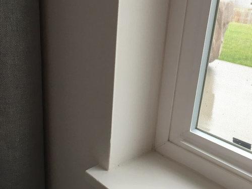 Painting Drywall Around Windows