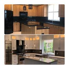 My Kitchen/Bar/First floor Renovation