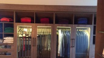 Organizing a Closet in Upper Saddle River NJ