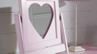 Looby Lou children's dressing table mirror.