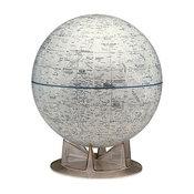 "Moon, 12"" Desk Globe"