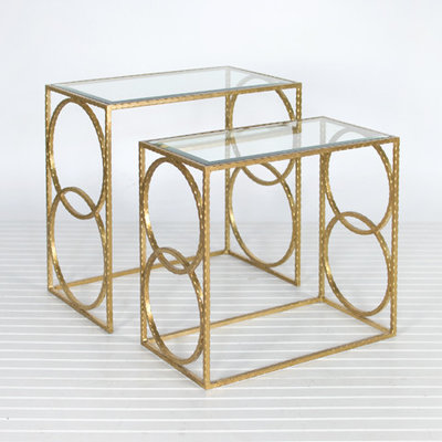 New Modern Side Tables And End Tables by Worlds Away