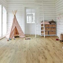 Natural coloured floors