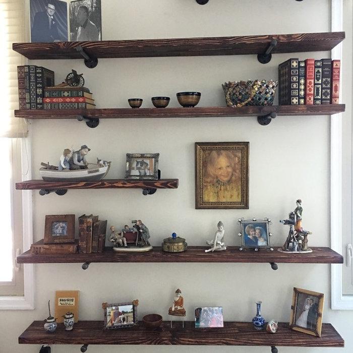 Custom Shelves