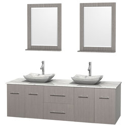 Superb Modern Bathroom Vanities And Sink Consoles by Luxvanity