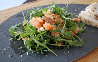 食卓がイキイキする、器とサラダのおいしい関係